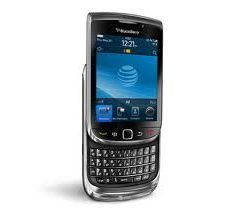 The system will operate on a Blackberry.