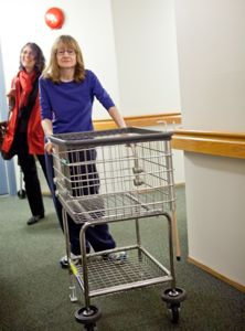 Canassist Laundry Basket Walker
